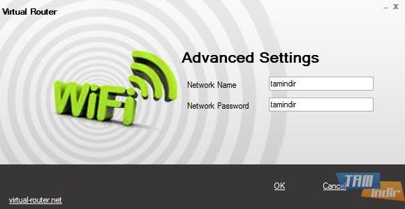 Virtual Router Ekran Görüntüleri - 1