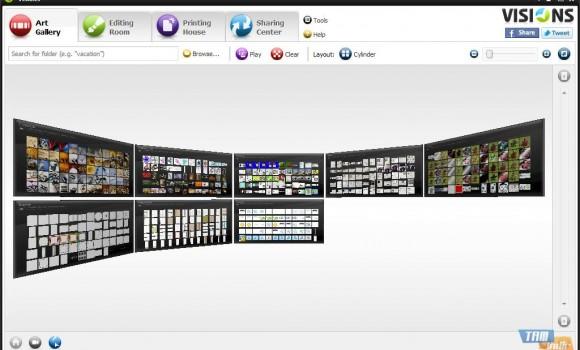 Visions Ekran Görüntüleri - 3
