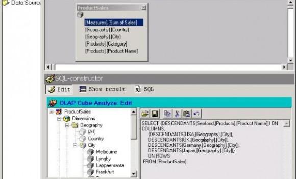 Visual SQL-Designer 3.99 Ekran Görüntüleri - 1