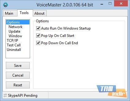 VoiceMaster Ekran Görüntüleri - 2