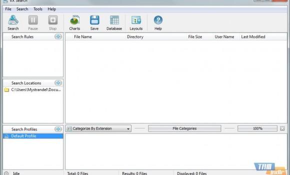 VX Search Ekran Görüntüleri - 3