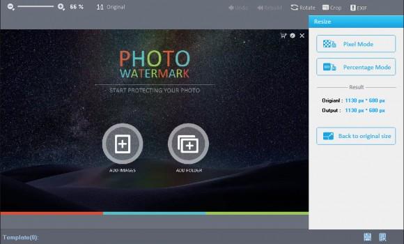 Watermark Software Ekran Görüntüleri - 1