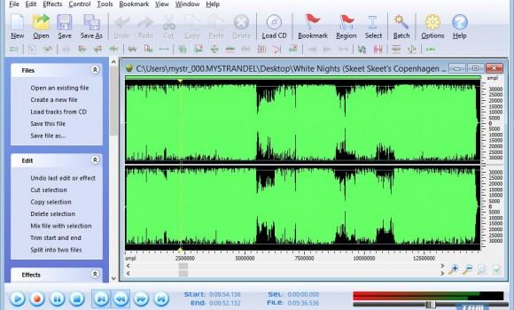 WaveMax Sound Editor Ekran Görüntüleri - 3