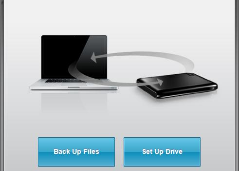WD SmartWare Virtual CD Manager Ekran Görüntüleri - 1