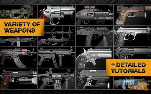 Weaphones: Firearms Simulator Ekran Görüntüleri - 2