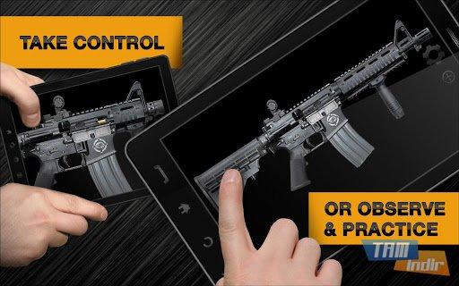 Weaphones: Firearms Simulator Ekran Görüntüleri - 1