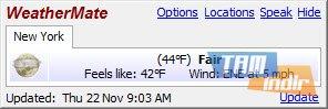 WeatherMate Ekran Görüntüleri - 4