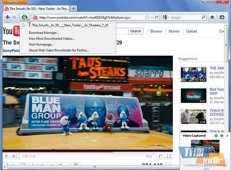 Web Video Downloader Ekran Görüntüleri - 1