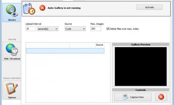 Webcam 7 Free Ekran Görüntüleri - 4