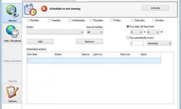 webcamXP Free Ekran Görüntüleri - 5