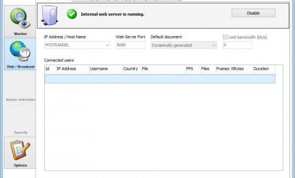 webcamXP Free Ekran Görüntüleri - 4