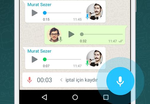 WhatsApp Messenger Ekran Görüntüleri - 2