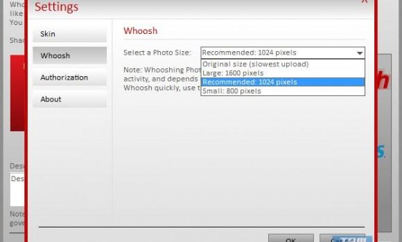 Whoosh Ekran Görüntüleri - 1
