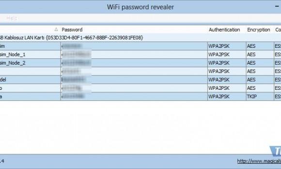 WiFi Password Revealer Ekran Görüntüleri - 1