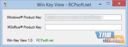 Win Key View Ekran Görüntüleri - 1