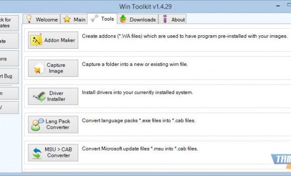 Win Toolkit Ekran Görüntüleri - 3