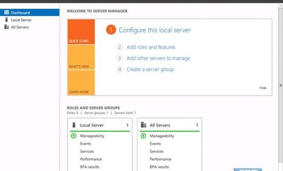 Windows Server 2012 Ekran Görüntüleri - 2