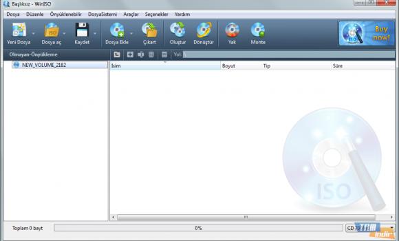 WinIso Ekran Görüntüleri - 4