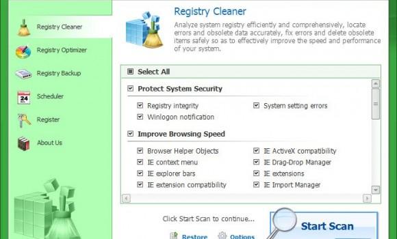 WinMend Registry Cleaner Ekran Görüntüleri - 6
