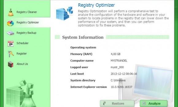 WinMend Registry Cleaner Ekran Görüntüleri - 5