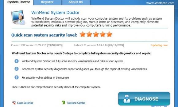 WinMend System Doctor Ekran Görüntüleri - 4