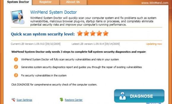 WinMend System Doctor Ekran Görüntüleri - 3