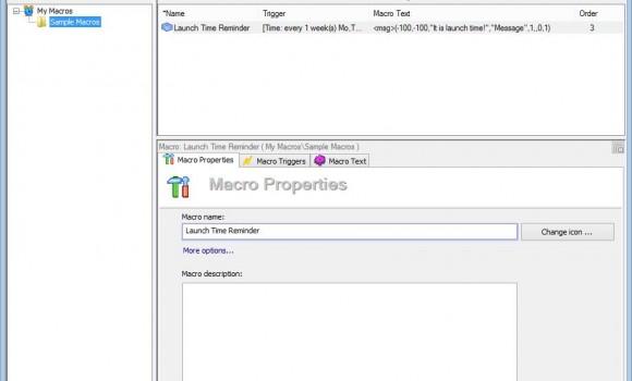 WinScheduler Free Edition Ekran Görüntüleri - 3
