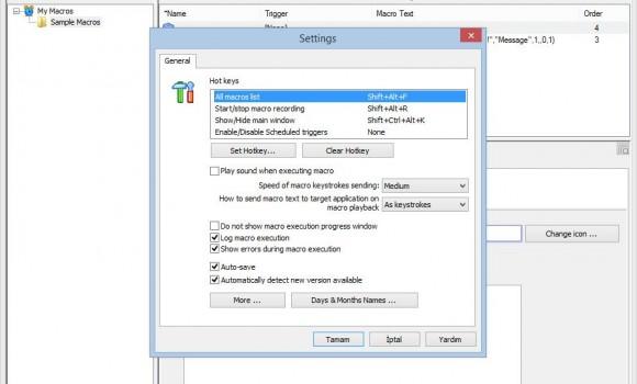 WinScheduler Free Edition Ekran Görüntüleri - 2