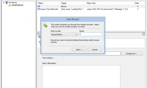 WinScheduler Free Edition Ekran Görüntüleri - 1