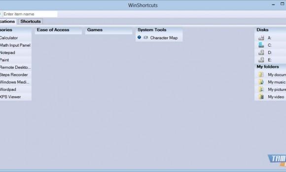 WinShortcuts Ekran Görüntüleri - 4