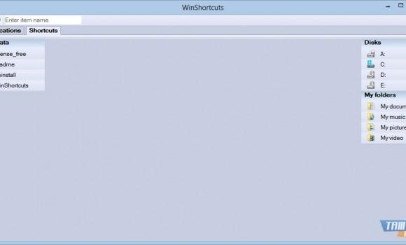 WinShortcuts Ekran Görüntüleri - 3
