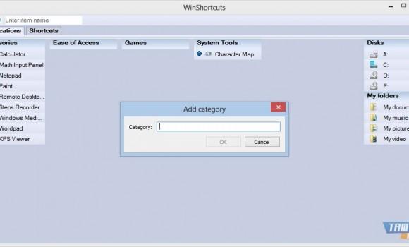 WinShortcuts Ekran Görüntüleri - 2