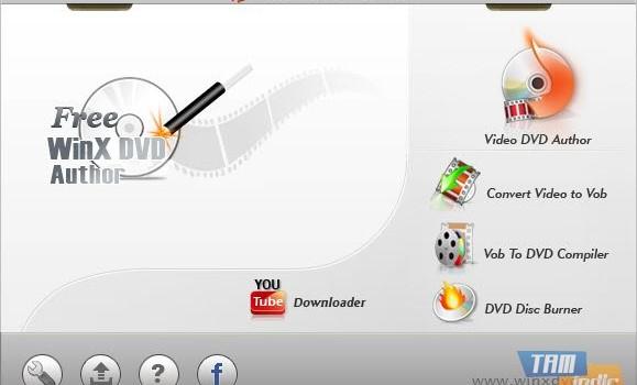 WinX DVD Author Ekran Görüntüleri - 6