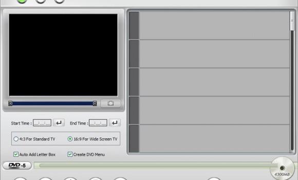 WinX DVD Author Ekran Görüntüleri - 4