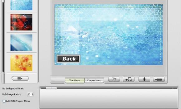 WinX DVD Author Ekran Görüntüleri - 3