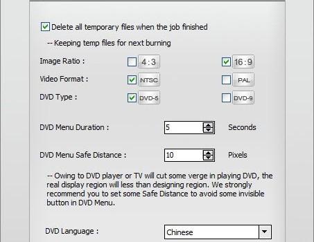 WinX DVD Author Ekran Görüntüleri - 1