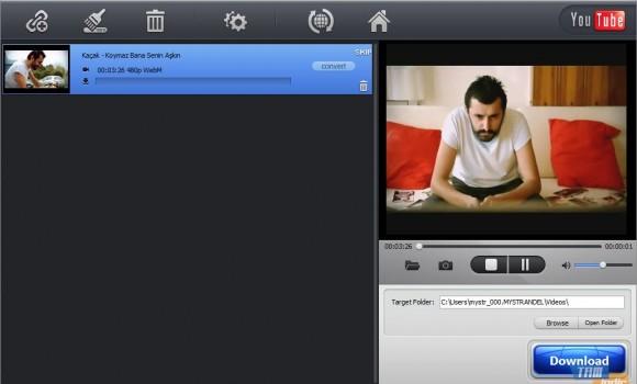 WinX YouTube Downloader Ekran Görüntüleri - 1