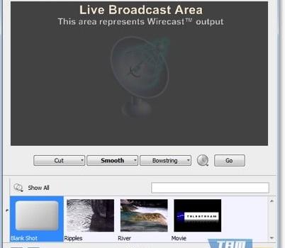 Wirecast Ekran Görüntüleri - 5