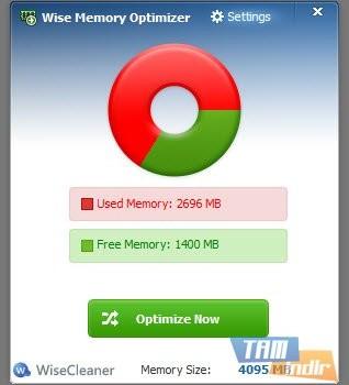 Wise Memory Optimizer Ekran Görüntüleri - 2