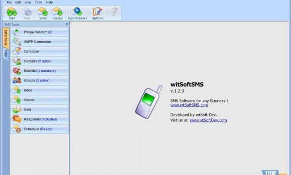 witSoft SMS GSM Ekran Görüntüleri - 7