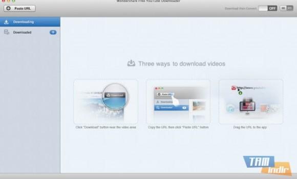 Wondershare Free YouTube Downloader for Mac Ekran Görüntüleri - 4