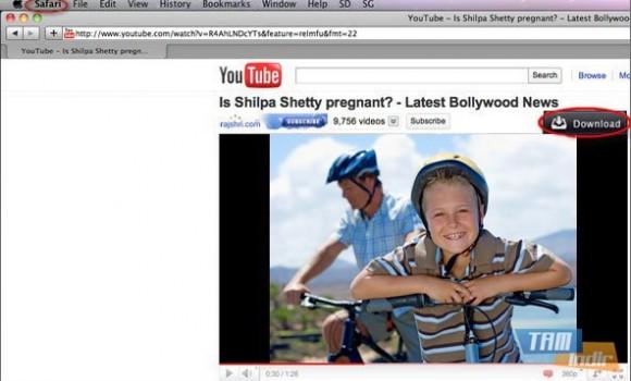 Wondershare Free YouTube Downloader for Mac Ekran Görüntüleri - 3