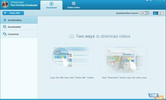 Wondershare Free YouTube Downloader Ekran Görüntüleri - 3