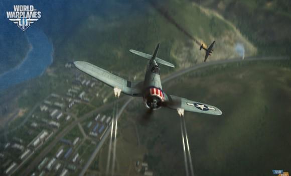 World of Warplanes Ekran Görüntüleri - 1