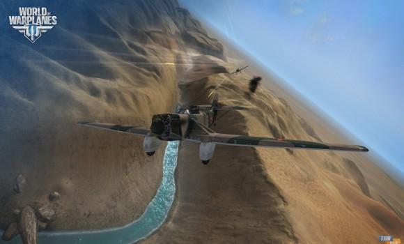 World of Warplanes Ekran Görüntüleri - 9