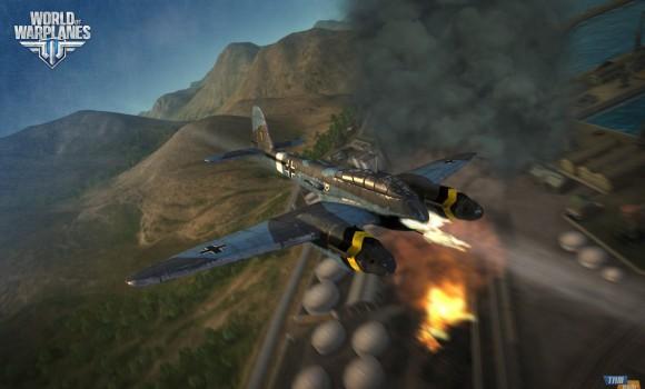 World of Warplanes Ekran Görüntüleri - 7