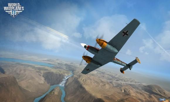 World of Warplanes Ekran Görüntüleri - 6