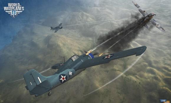 World of Warplanes Ekran Görüntüleri - 4