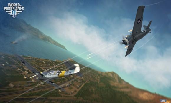 World of Warplanes Ekran Görüntüleri - 2