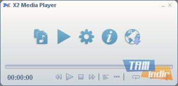 X2 Media Player Ekran Görüntüleri - 1